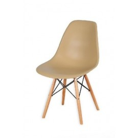 SILLA HAYA NATURAL ASIENTO:WARM CREAM-32  **DTO.30%**