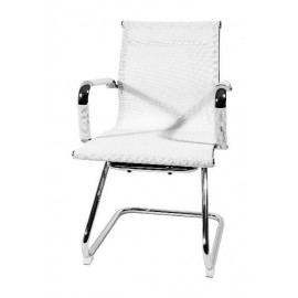 SILLON CONFIDENTE T.PU BLANCO  **DTO.30%**